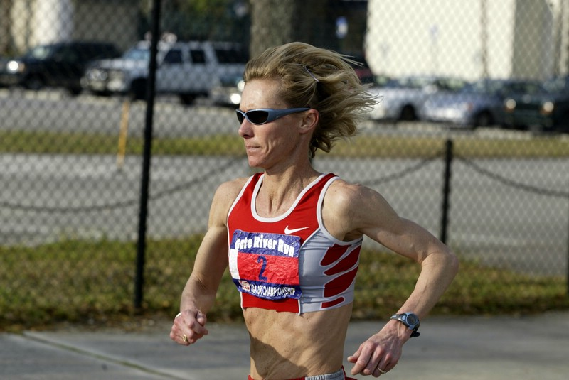 Women's Runaway Winner Colleen DeReuck