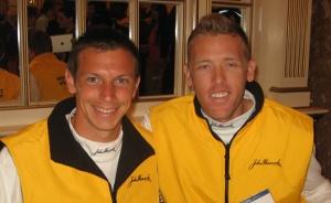 Nick Arciniaga Jason Hartmann