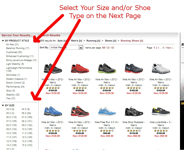 How to Buy Discount Running Shoes