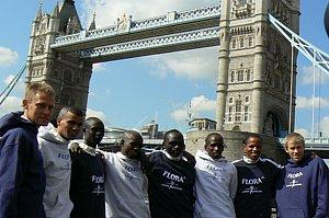 Londo Marathon 2008