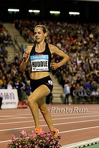 Molly Huddle American Record