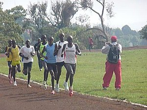 Lrc Goes To Kenya Post 2 Tuesday Track Workout In Iten Sally Kipyego And Jake Robertson Unplugged We Try Bring You Insight Into The Running