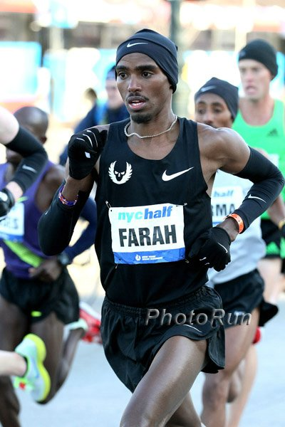 premium selection 9203c 7b5af Now, at long last, Mo Farah can use the front entrance at Nike
