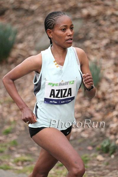 Aziza Aliyu of Ethiopia