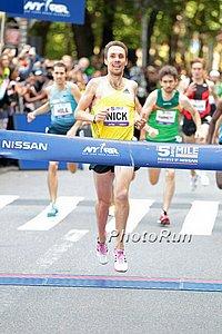 Nick Willis Wins