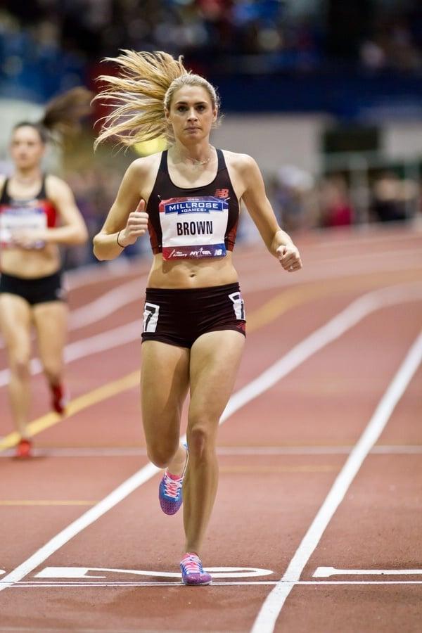 Sarah Brown Track