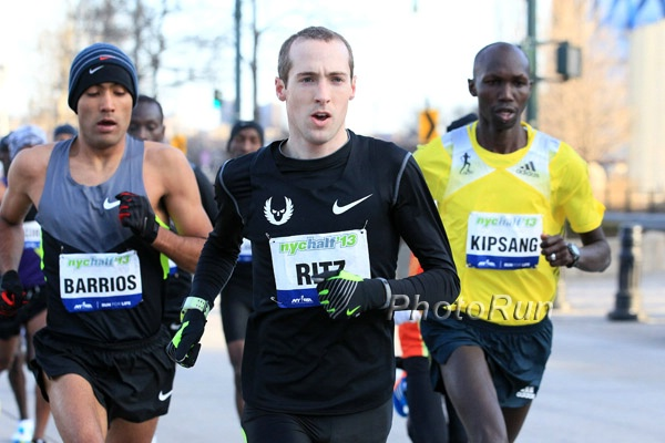 Ritzenhein Went to the Front