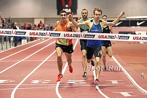 Erik Sowinski With USATF Title #1