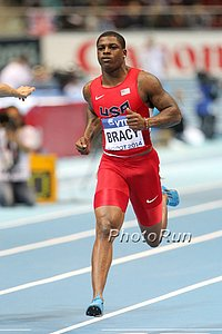 Marvin Bracy track and field