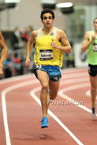 Robby Andrews track