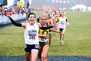 Jordan Hasay Comes Up Short At The 2011 NCAA Cross Country Championships