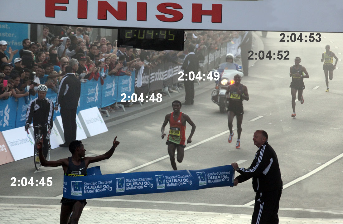 Large Dubai Marathon photo here