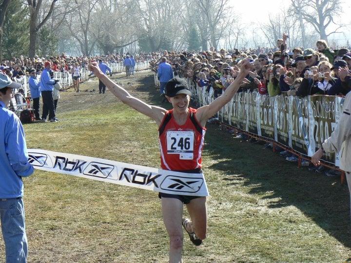 Deena Kastor wins the 2007 USA XC Championship*More 2007 USA XC Coverage/Photos