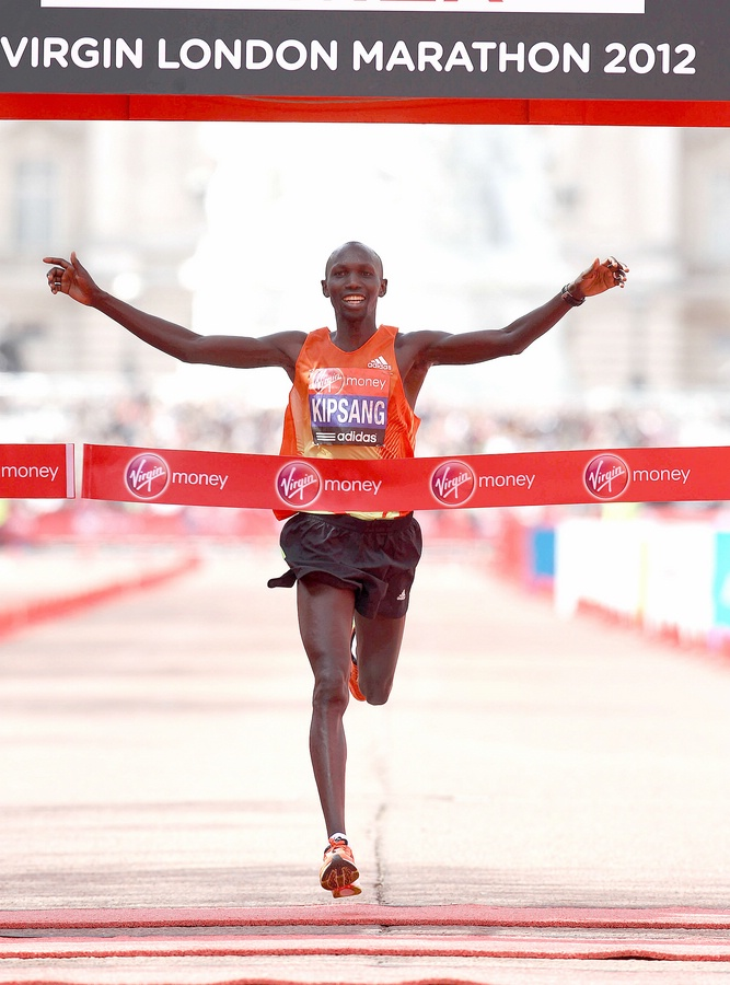 Wilson Kipsang photo