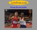 Galen Rupp & Mo Farah Homepage