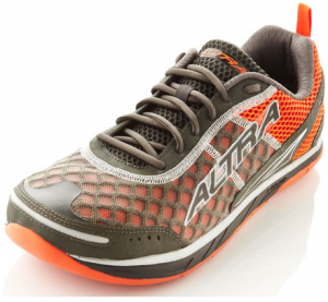The 'Instinct 1.5' A signature shoe in the Altra Zero Drop Footwear line.
