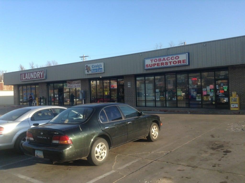 LetsRun's favorite barbershop in Fayetteville.