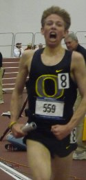 Galen Rupp - a man possessed in 2009. *More 2009 NCAA coverage