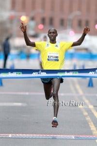 Wilson Kipsang Wins 2013 NYC Half Marathon