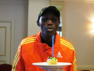 picture of Wilson Kipsang