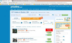 Priceline offering a $3000 hotel room