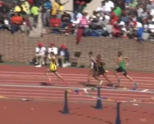 Robby Andrews Shoots to the Lead On the Final Bend at Penn