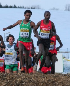 Feyisa Lilesa: from the snow of Poland to the cobblestones of London.