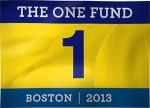 Boston Marathon One Fund