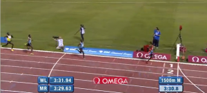 Asbel Kiprop is back on top