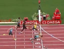 Johnny Dutch wins 2013 Rome 400h