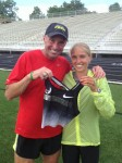 Jordan Hasay will be running in the swoosh in the UK for the 1st time