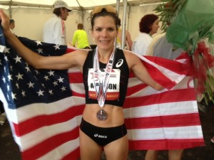 Adriana Nelson After USA Champs