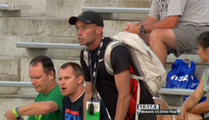 Alberto Salazar Coaches Jordan Hasay and Tara Erdmann