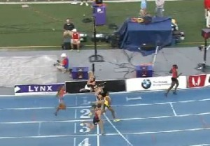 Maggie Vessey Just Misses the Final