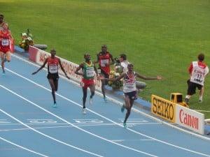 Mo Farah Wins the Men's 10,000m at the 2013 World Championships