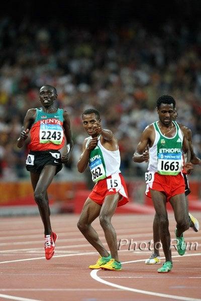 Kenenisia Bekele