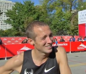 Dathan Ritzenhein after Chicago 2013