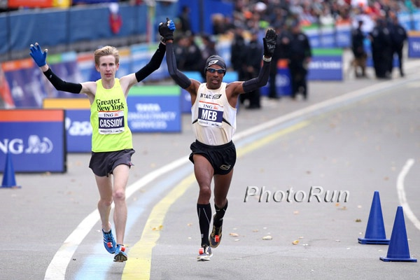 Meb Finished (Click for Photo Gallery)
