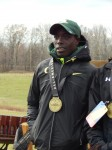 Cheserek has a chance to become the first four-time champion in cross country