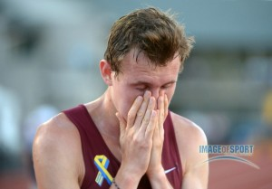 Maksim Korolev After Getting Lapped Three Times at NCAAs in 2013