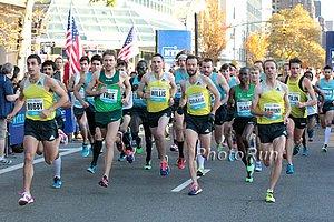 Men's Start 2013 NYRR Dash to the Finishline (click for full photo gallery)