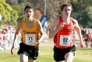 Grant Fisher and John Dressell Battled (click for photo gallery)