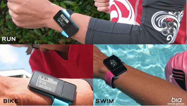 The Bia GPS on the Wrist