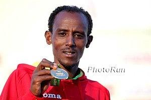 Alemayehu Bezabeh 2013 Euro XC Champ