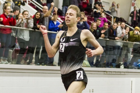 Rupp is back on the track (Click for photo gallery0