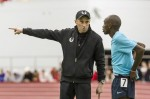 Alberto Salazar and Bethwell Birgen Before Galen Rupp's American 2 Mile Record