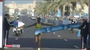 Tsegaye Mekonnen Asefa wins 2014 Dubai