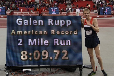 Galen wants his 2-mile record back