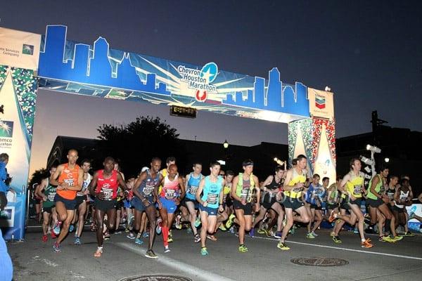 2014 USA Half Marathon Championships Start