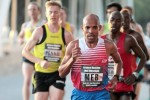 Meb Keflezighi On His Way in Houston
